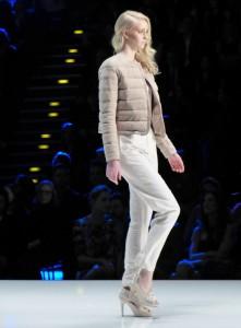 Model für Michael Michalsky bei der StyleNite in Berlin