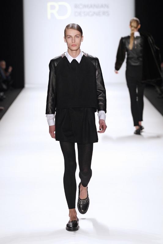 romanian designers auf der fashion week in berlin januar 2012 olschis world. Black Bedroom Furniture Sets. Home Design Ideas