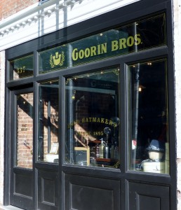 Goorin Bros. - Bleecker Str. in New York City