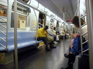 Metro in New York City