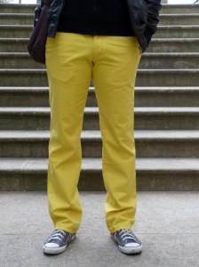 Yellow Hose von s.Oliver