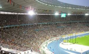 Leichtathletik WM in Berlin