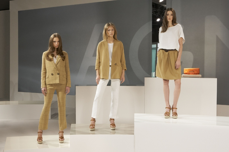 AGNONA Spring/Summer Kollektion 2013 in Mailand - Showroom