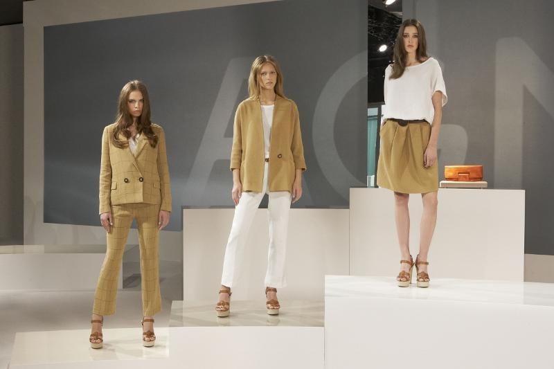 AGNONA Spring/Summer Kollektion 2013 in Mailand - Showroom
