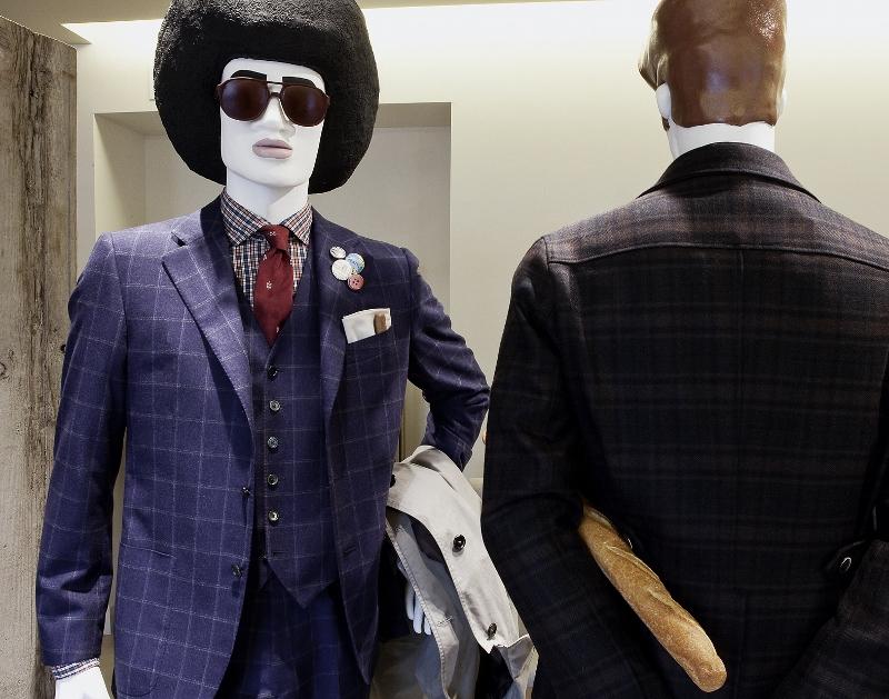 CARUSO Menswear - Herbst/Winter 2012