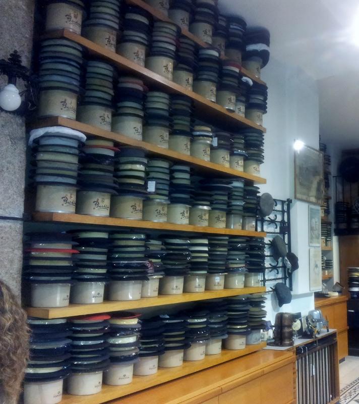 Muntinelli wide range of goods in Milan