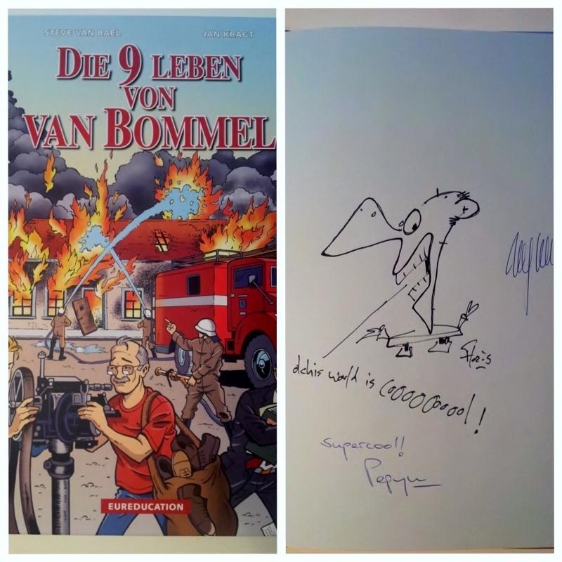 New Floris van Bommel Comic