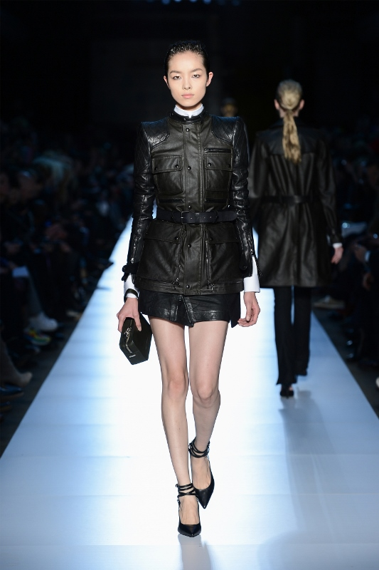 Diesel Black Gold Fall/Winter 2013/2014 von der Mercedes Benz Fashion Week in NYC