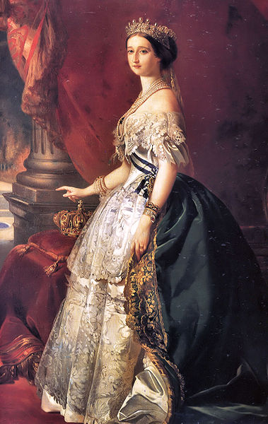 Empress Eugenie - S.T. Dupont