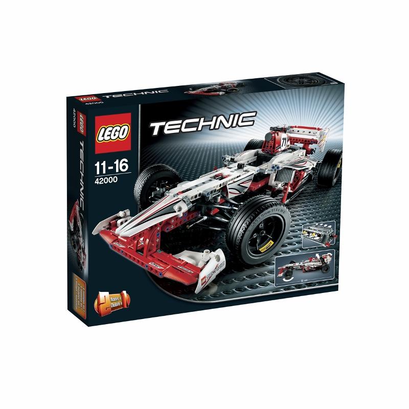 Lego - Grand Prix Racer (Verpackung)