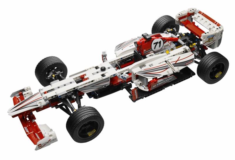 Lego - Grand Prix Racer