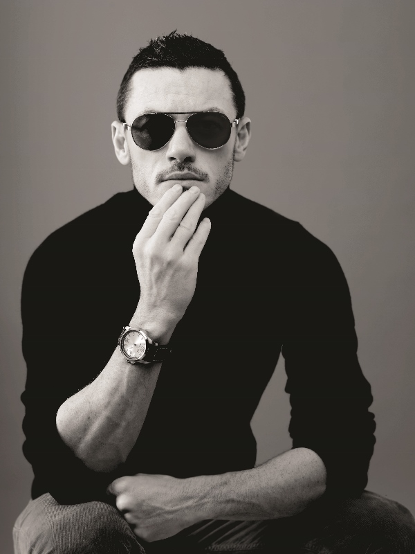 Luke Evans - Look Beyond - POLICE Eyewear
