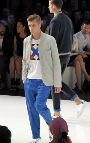 Michael Michalsky Spring/Summer 2014 - Mens collection