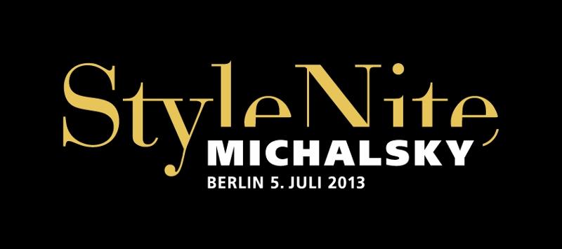 Michalsky Stylenite Logo SS14