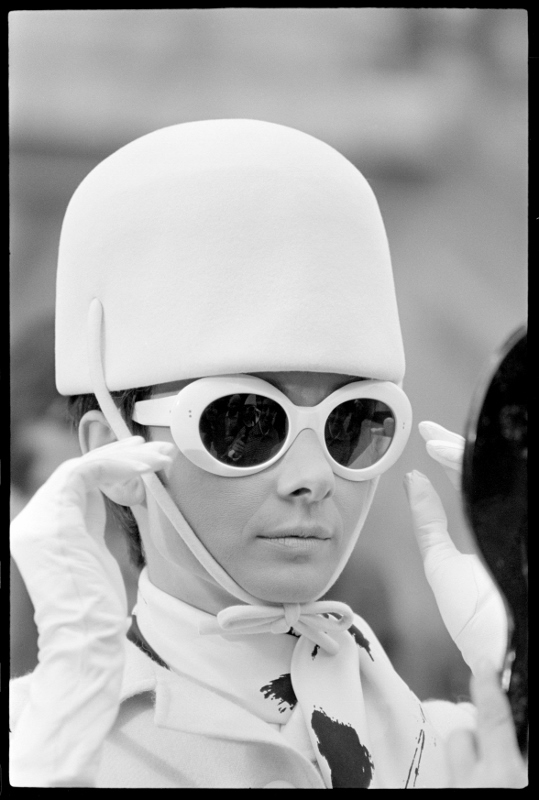 Audrey Hepburn - Copyright Terry O'Neill  Iconic Images