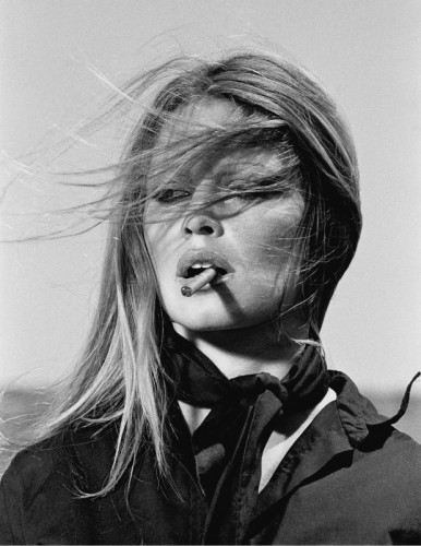 Brigitte Bardot - Copyright Terry O'Neill Iconic Images