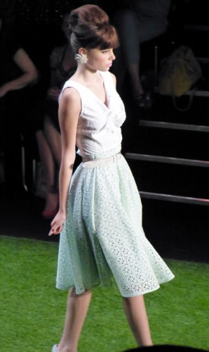 Mercedes Benz Fashion Week in Berlin - Lena Hoschek - SS14