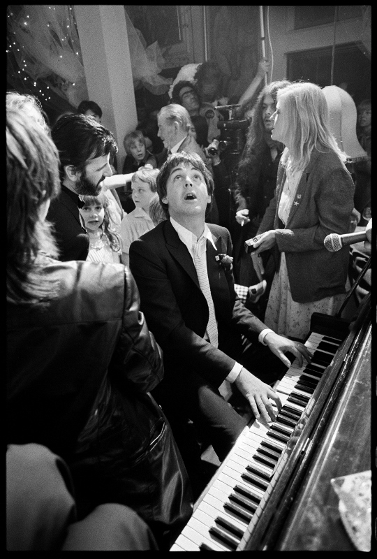 Paul McCartney - Copyright Terry O'Neill  Iconic Images