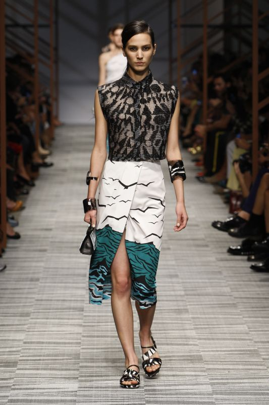 Missoni Women's summer 2014 fashion show - Milan Fashion Week