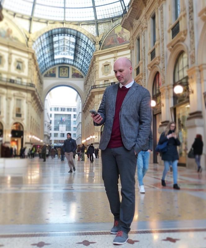 Galleria Vittorio Emanuele II + olschi
