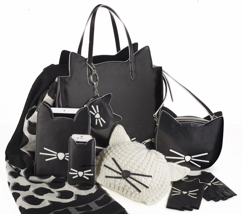 Karl Lagerfeld - Choupette capsule Collection - group