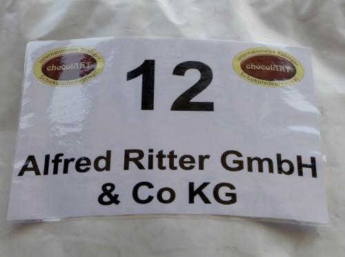 Ritter Sport auf der ChocolART 2013