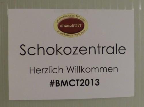ChocolART 2013 - Schokozentrale - Blogger meets ChocolART in Tübingen 2013