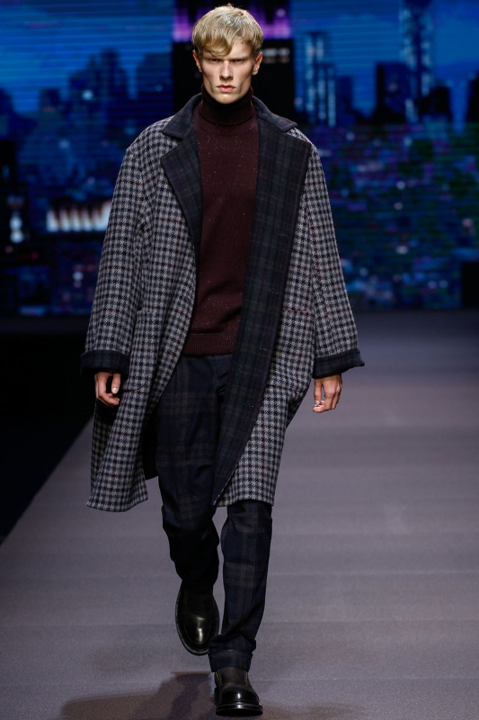 Ermenegildo Zegna Couture Fall/Winter Collection 2014/15 by Stefano Pilati