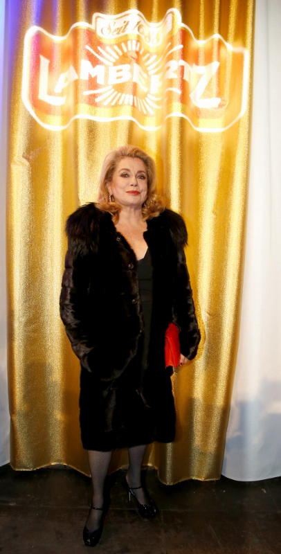 Lambertz Monday Night 'Goddesses & Divas' 2014 - Catherine Deneuve - Copyright Agenur Baganz