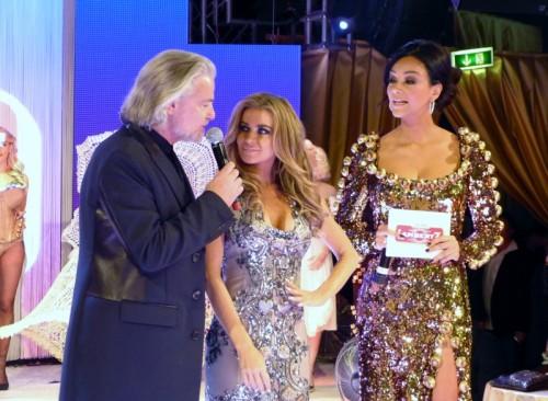 Lambertz Monday Night 'Goddesses & Divas' 2014 - Dr. Hermann Bühlbecker and Carmen Electra