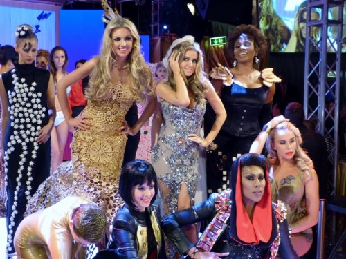 Lambertz Monday Night 'Goddesses & Divas' 2014
