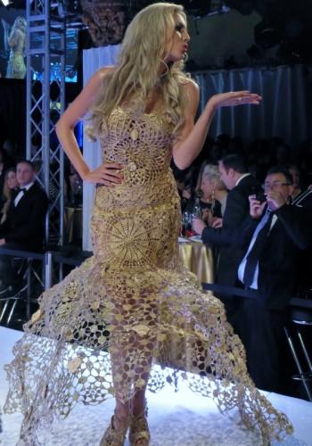 Lambertz Monday Night 'Goddesses & Divas' 2014 - Rosanna Davison