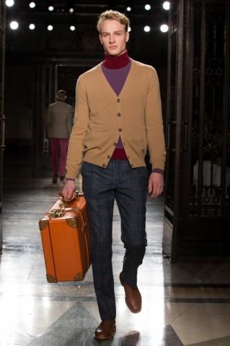 London Collections Men - HACKETT Fall/Winter 2014/15