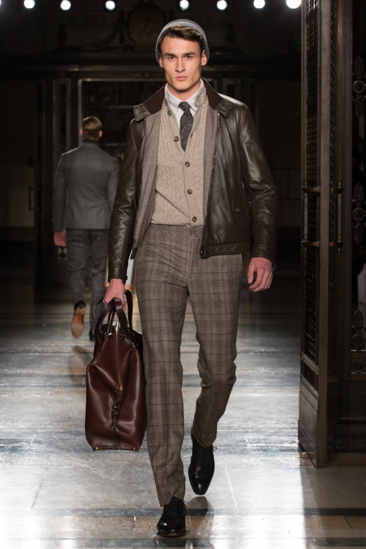 London Collections Men - HACKETT Fall/Winter 2014/15