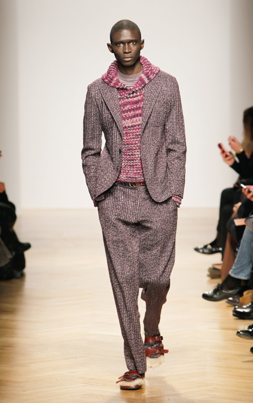 MISSONI Men`s Fall/Winter 2014/15 collection