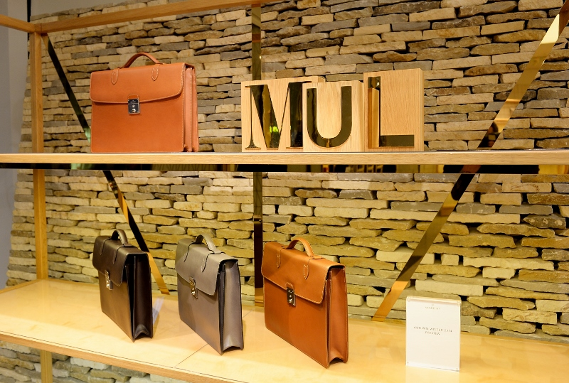 Mulberry celebrates London Collections Men  - Mulberry Mens Collection