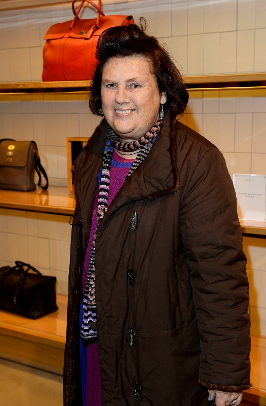 Mulberry celebrates London Collections Men  - Suzy Menkes