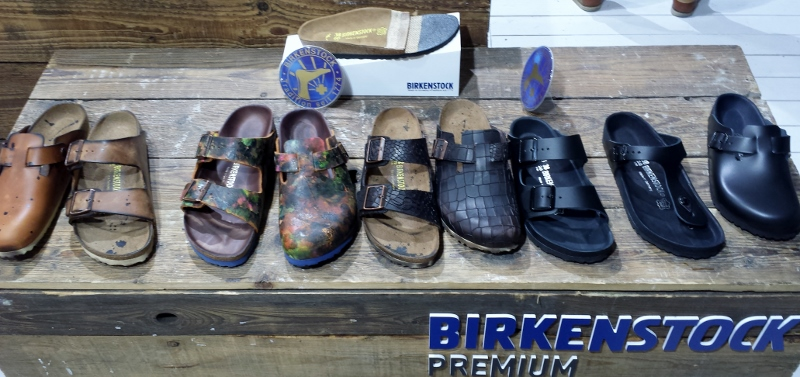 Birkenstock at Bread&Butter 2014