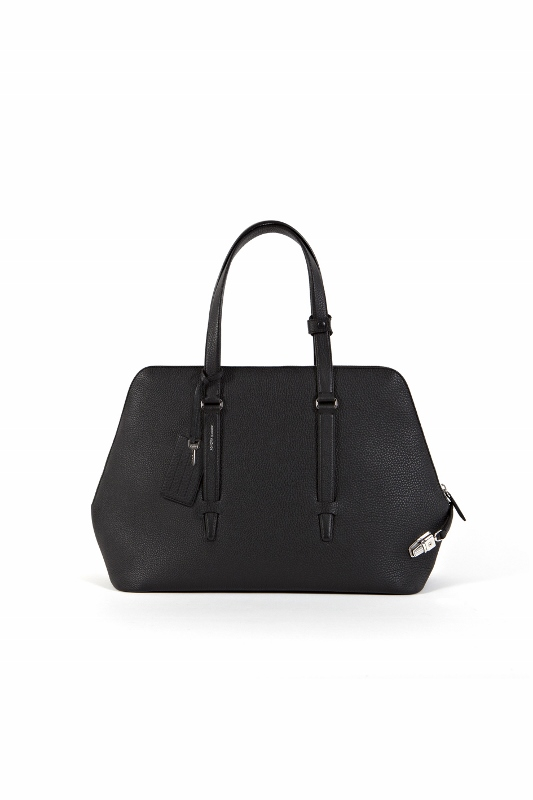 CARA bag by AGNONA - Black