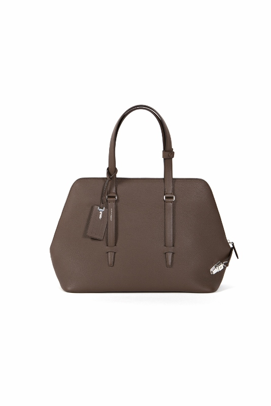 CARA bag by AGNONA - Brown