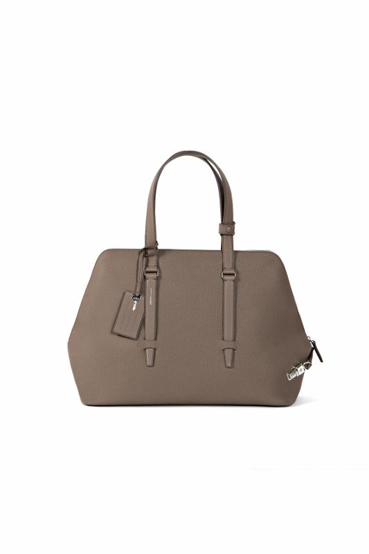 CARA bag by AGNONA - Zibellino color