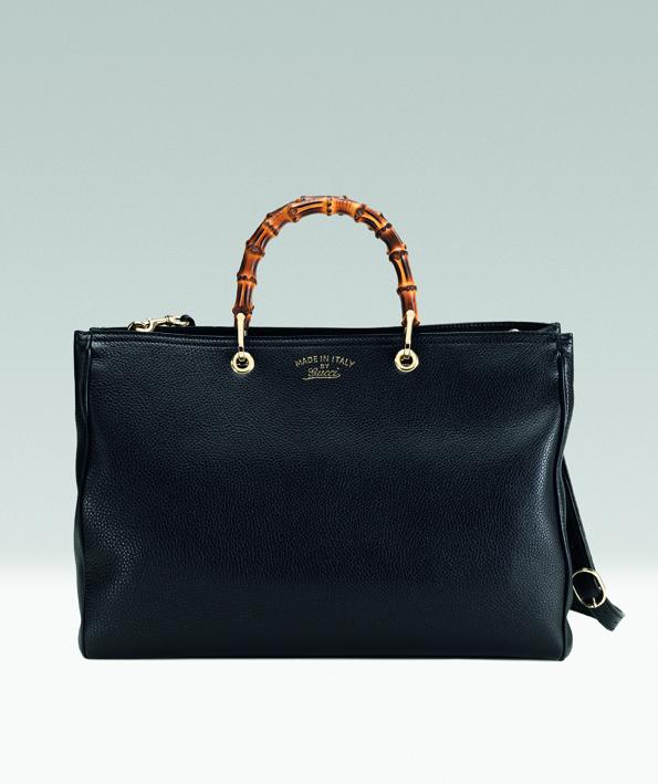 GUCCI Bamboo Shopper - Prefall 2013 Collection