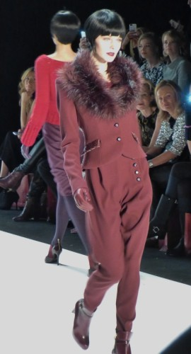 Mercedes Benz Fashion Week Berlin - Guido Maria Kretschmer Fall/Winter 2014/15