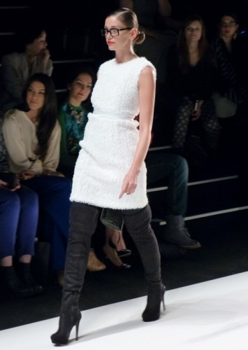 Mercedes Benz Fashion Week in Berlin - Marcel Ostertag - Fall/Winter 2014/15