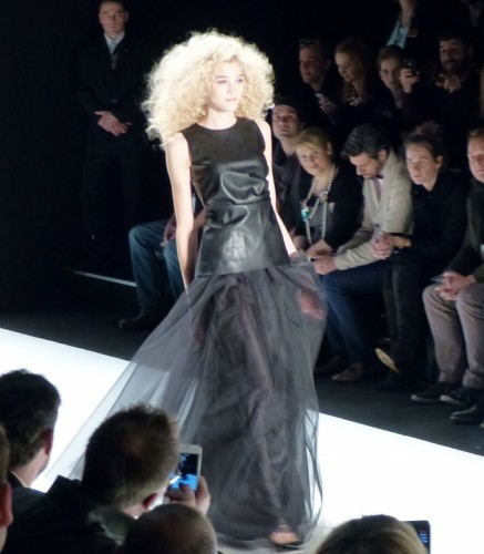 Mercedes Benz Fashion Week in Berlin - Minx by Eva Lutz - Fall/Winter 2014/15