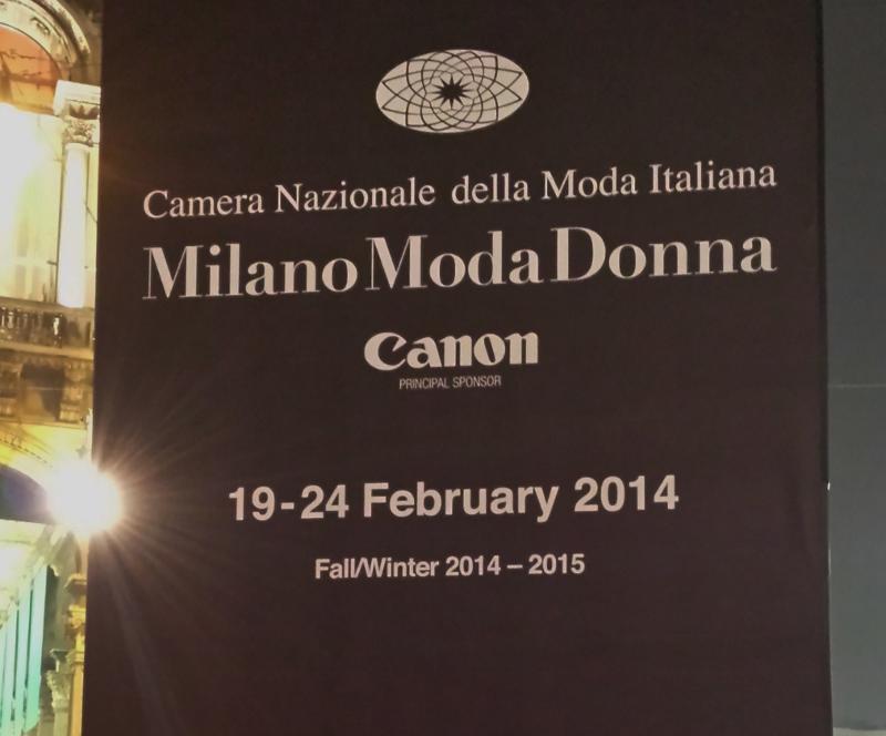 Milano Moda Donna - Fashionweek 2014 - mfw2014