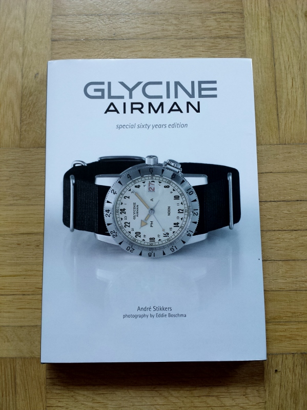 The Story of the legendary Glycine 'Airman' watch