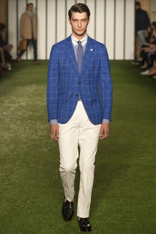 London Collections Men - Hackett Spring/Summer 2015 - LFW