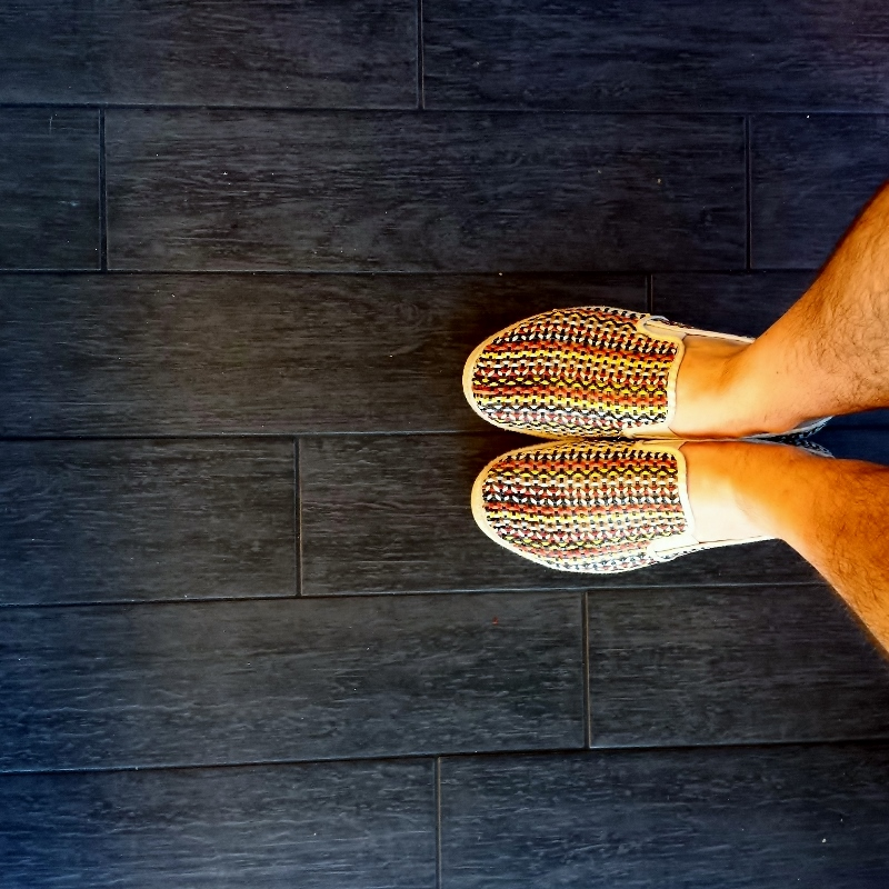 Rivieras shoes - #fromwhereistand (old)