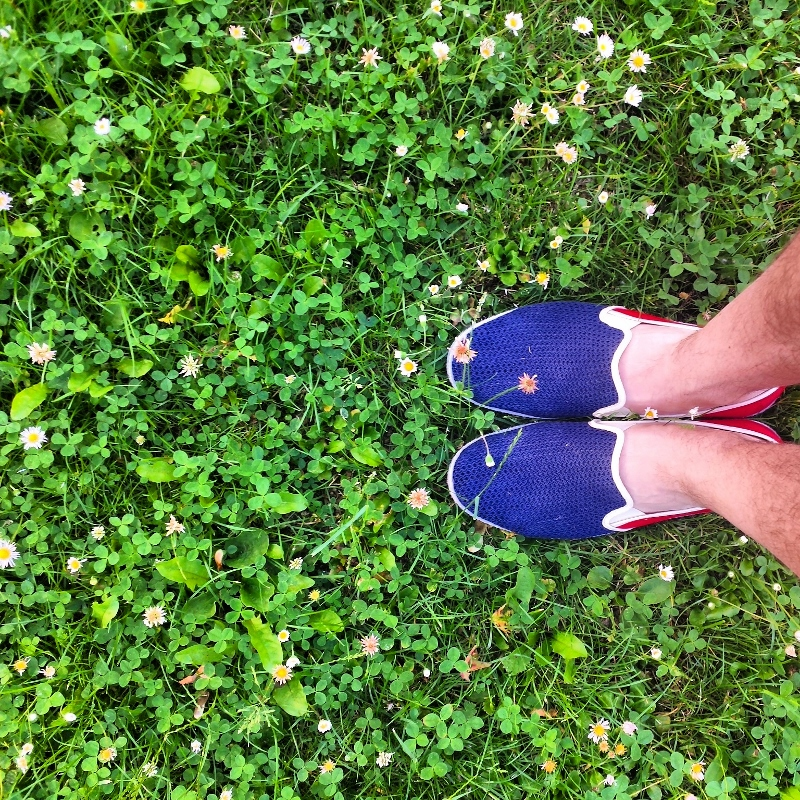 Rivieras shoes - #fromwhereistand